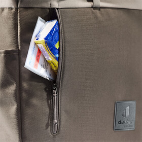 deuter UP Seoul Backpack 16+10l stone/pepper